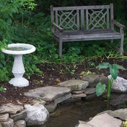landscape accents have become increasingly popular as many of us have discovered the joys of outdoor living used creatively accents can turn your garden - Garden Accents